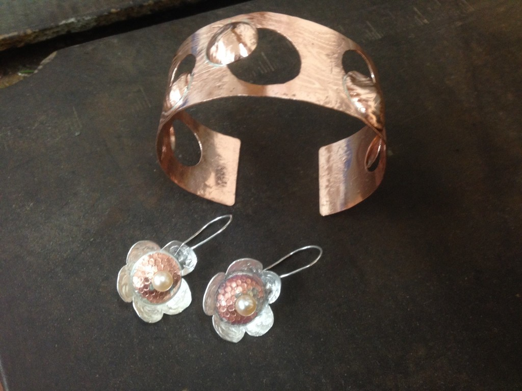 Jewelry classes at the Littleton Studio School