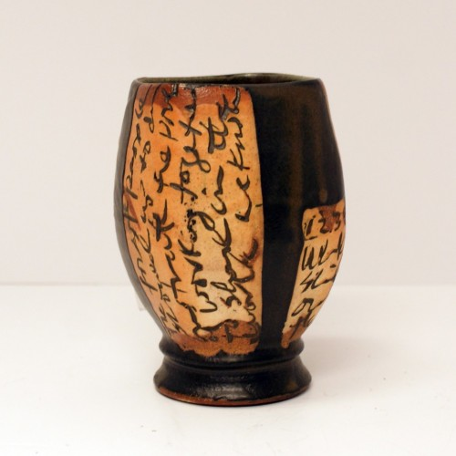 Pottery by Maureen Mills and Steve Zoldak makes a wonderful gift